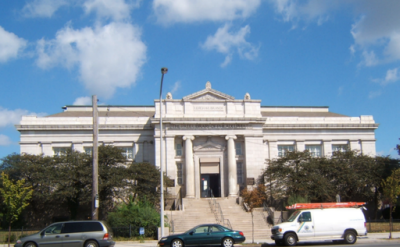 Lillian Marrero Library