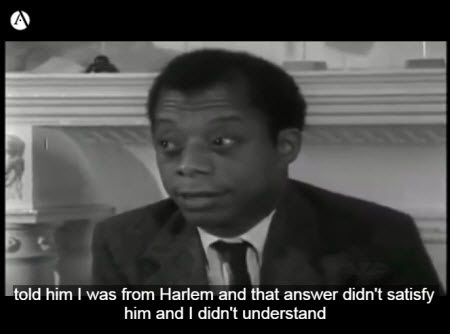 See the video of James Baldwin giving a speech on civil rights to a group of students in London. Available from Alexander Street's American History in Video collection.