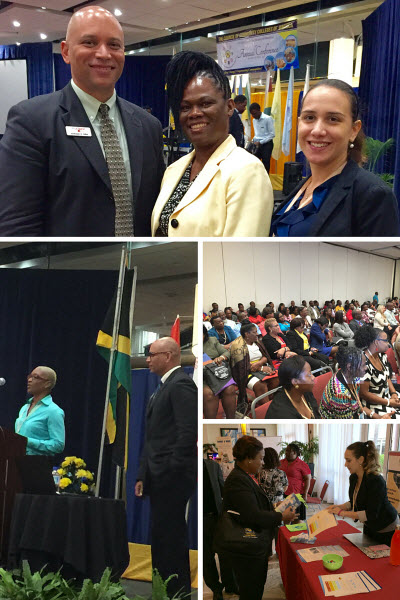 Council of Community Colleges of Jamaica conference