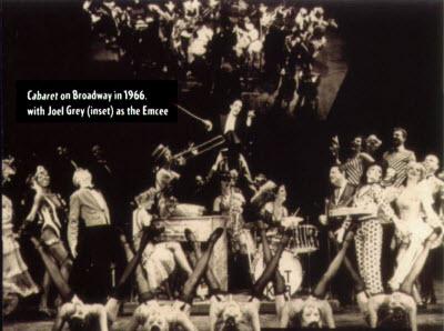 Cabaret on Broadway, 1966