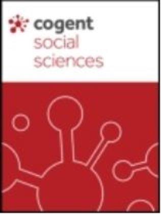 Cogent Social Sciences