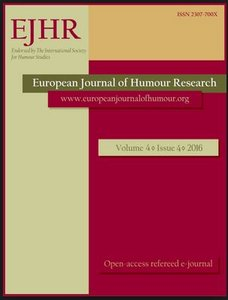European Journal of Humour Research