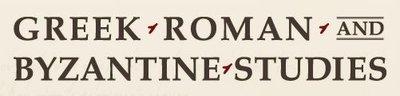 Greek Roman abd Byzantine Studies