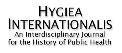 Hygiea Internationalis