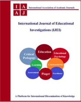 International Journal of Educational Investigations