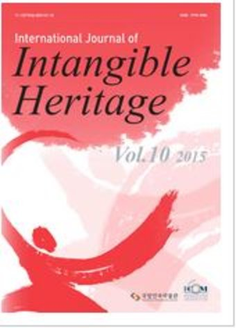 International Journal of Intangible Heritage