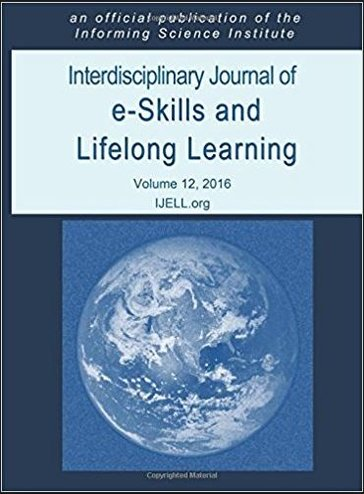 Interdisciplinary Journal of e-Skills and Lifelong Learning