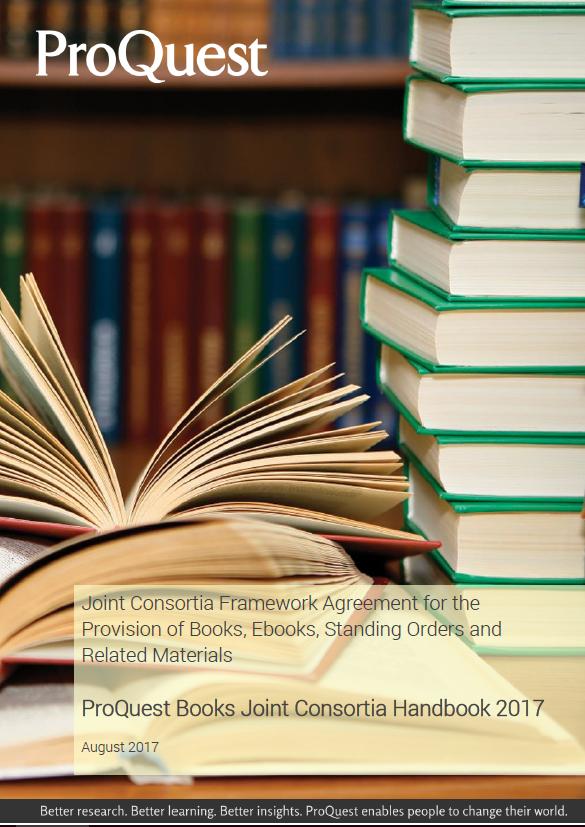 Joint Consortia Handbook