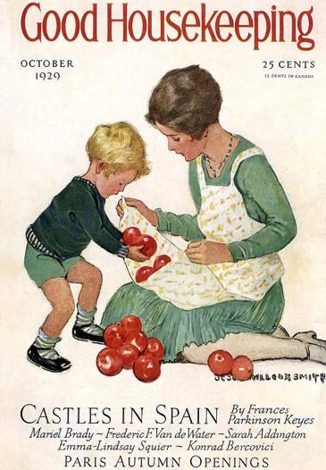 Good Housekeeping, October 1929