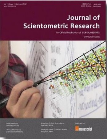 Journal of Scientometric Research