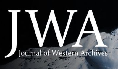 Journal of Western Archives