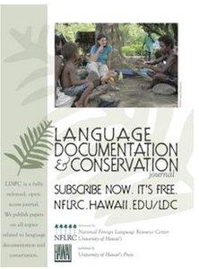 Language Documentation and Conservation