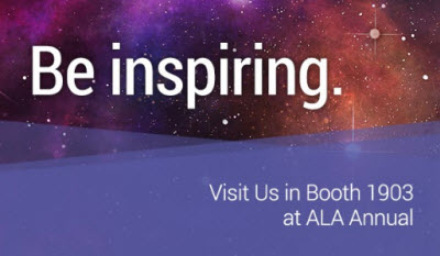 Be inspiring! ALA Annual 2016