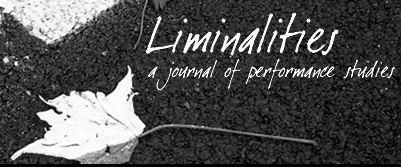 Liminalities