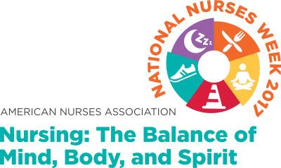 Nurses Week logo