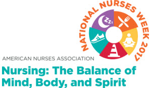 Nurses Week logo