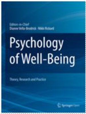 Psychology of Well-Being