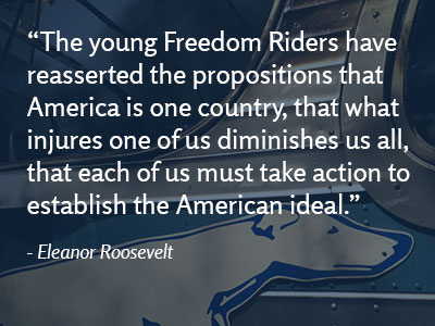 Quote from Eleanor Roosevelt: