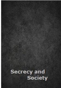 Secrecy and Society