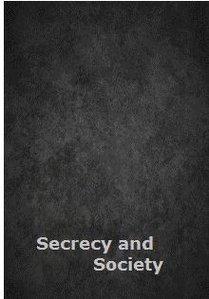 Secrecy and Society