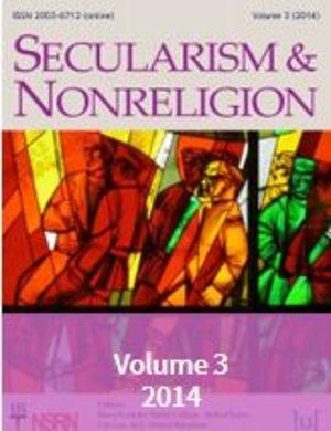 Secularism and Nonreligion