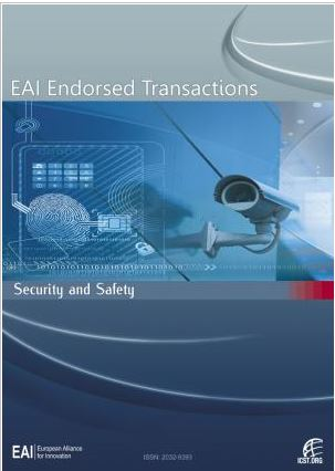 EAI Endorsed Transactions on Security and Safety