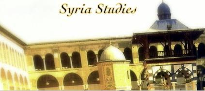 Syria Studies
