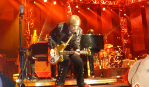 Tom Petty in concert, 2010