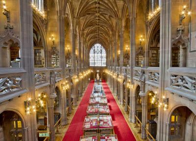 University of Manchester, John Rylands Library