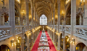 University of Manchester, John Rylands Library