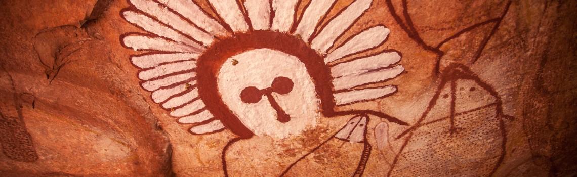 Dance, Color and Aboriginal Art