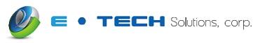 e-tech logo