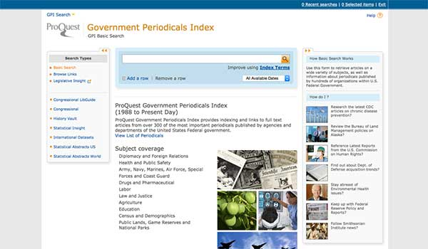 ProQuest+Government+Periodicals+Index