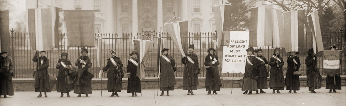 Alice Paul, Women's Suffrage & the 116th U.S. Congress