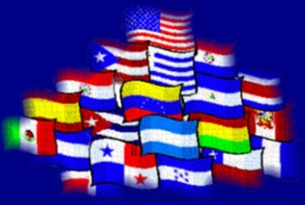 Hispanic flags