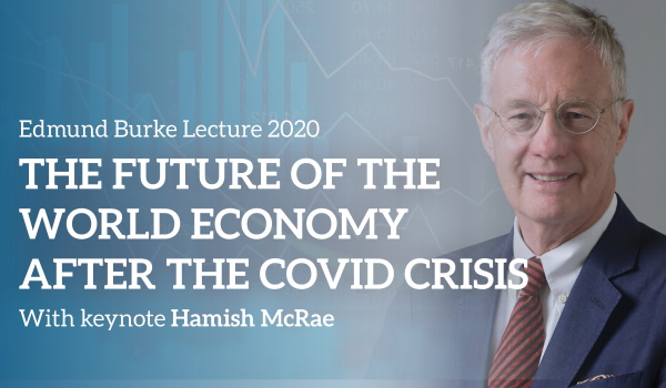 THE FUTURE OF THE WORLD ECONOMY AFTER THE COVID CRISIS