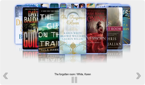 Free Access to Book Display Widgets