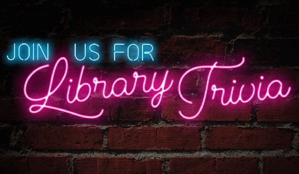 Library Trivia Night – A Friendly Competition for a Great Cause