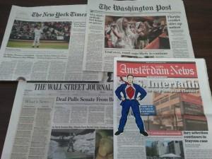 Louisville newspapers