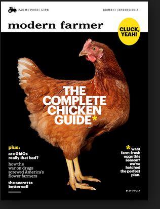 modern farmer