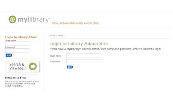 Coutts+MyiLibrary+login