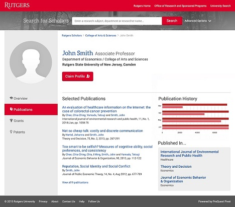 Pivot Gallery Screenshot