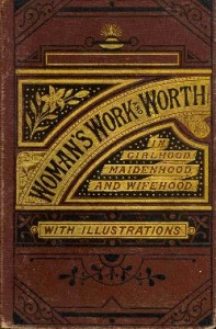 cover of Woman's Work & Worth